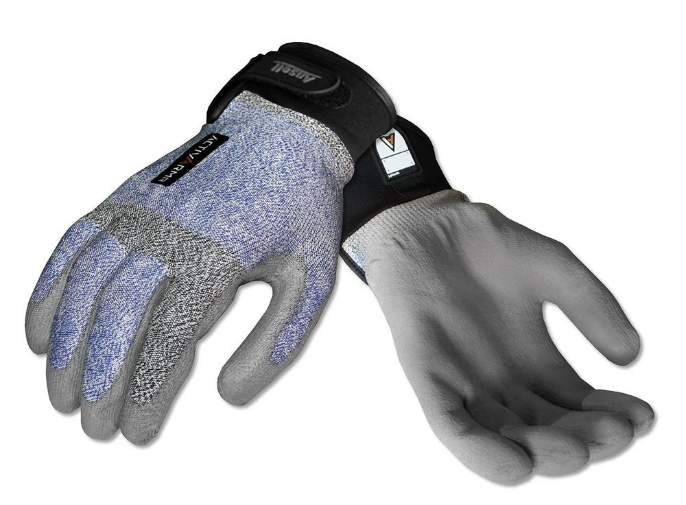 Ansell 97-001 Activarmr Electrician Cut Level 3 Glove