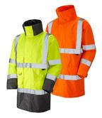 Leo Workwear Torridge A06 Breathable Lightweight Anorak