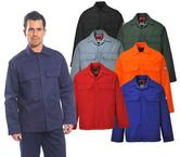 Portwest BIZ2 Bizweld Men Flame Resistant Jacket