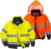 Portwest C468 Men Hi Vis 2 in 1 Jacket Waterproof