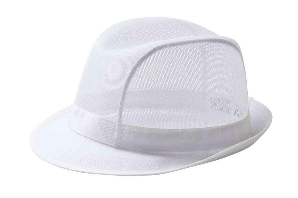 Portwest C600 Unisex Trilby Hat Catering Polyester Mesh