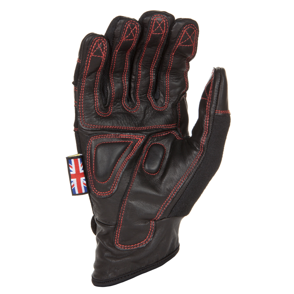 Dirty Rigger Phoenix Heat Resistant Glove - Black EN407.