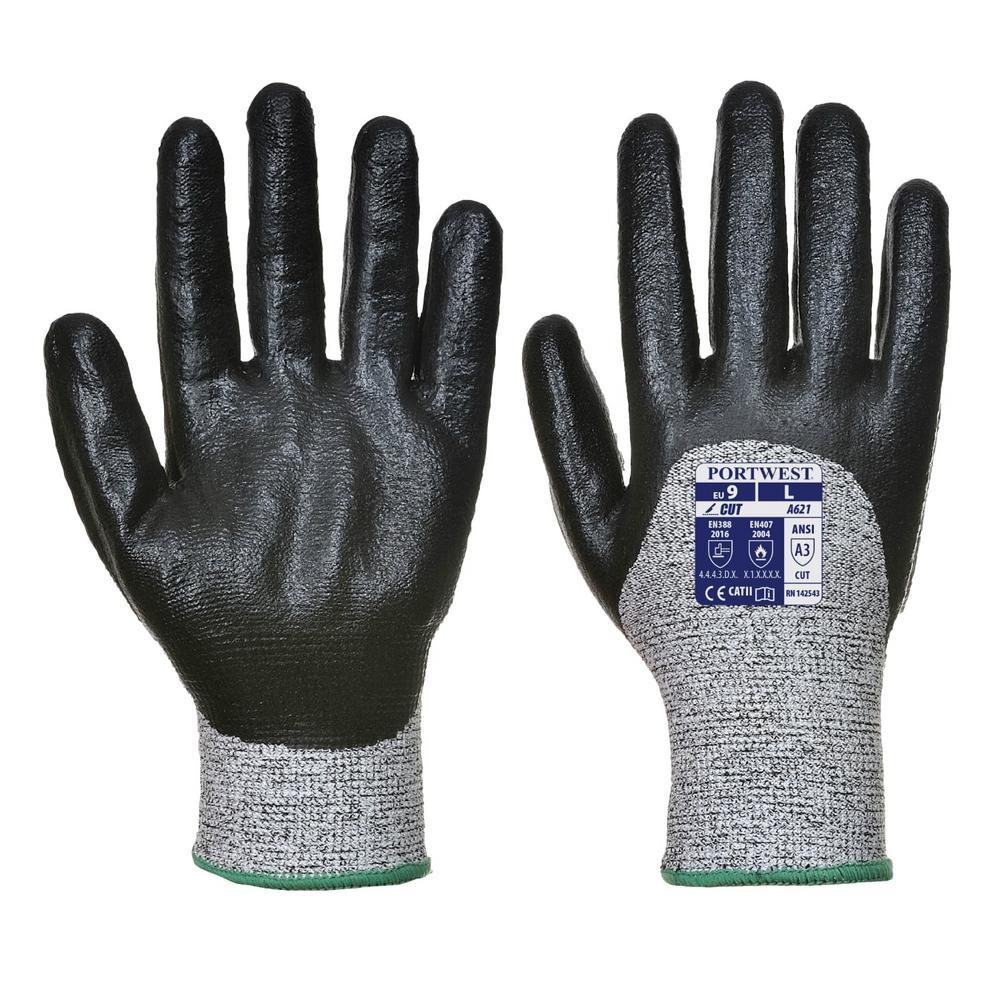 Portwest A621 Cut Resistant Nitrile Foam Glove