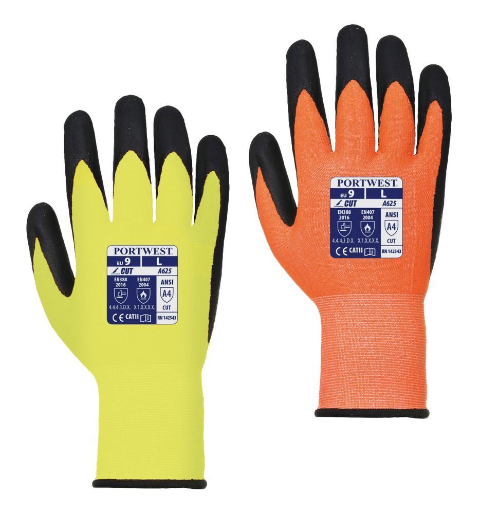 Portwest A625 Vis-Tex Cut Resistant Glove