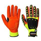 Portwest A721 Hi-Vis Anti Impact Grip Glove