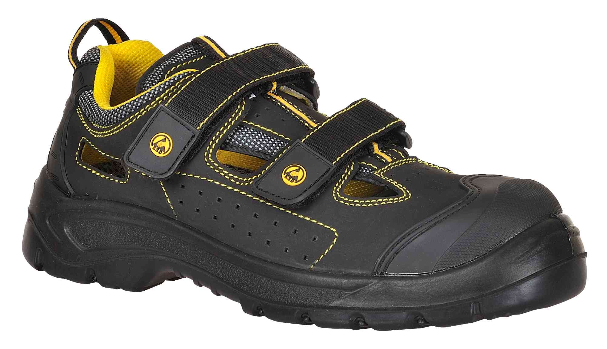 Portwest FC03 Tagus Safety Sandal Slip-On ESD Metal Free