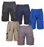 Portwest TX14 Texo Polycotton Non Shrinking Contrast Shorts