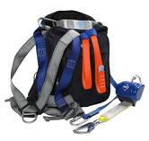 IKAR IKGBGKIT6 Harness, Lanyard, Block & Bag Kit - For use on sites
