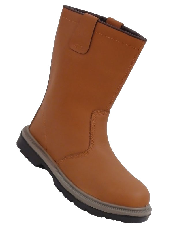 9ef96b0eecc Portwest FW06 Unlined S1-P Work Safety Rigger Boots