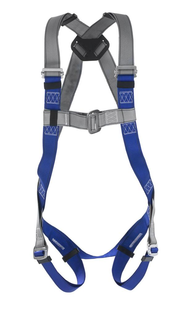 IKAR IKG1A Fall Arrest Harness - Single Point, Quick Connect