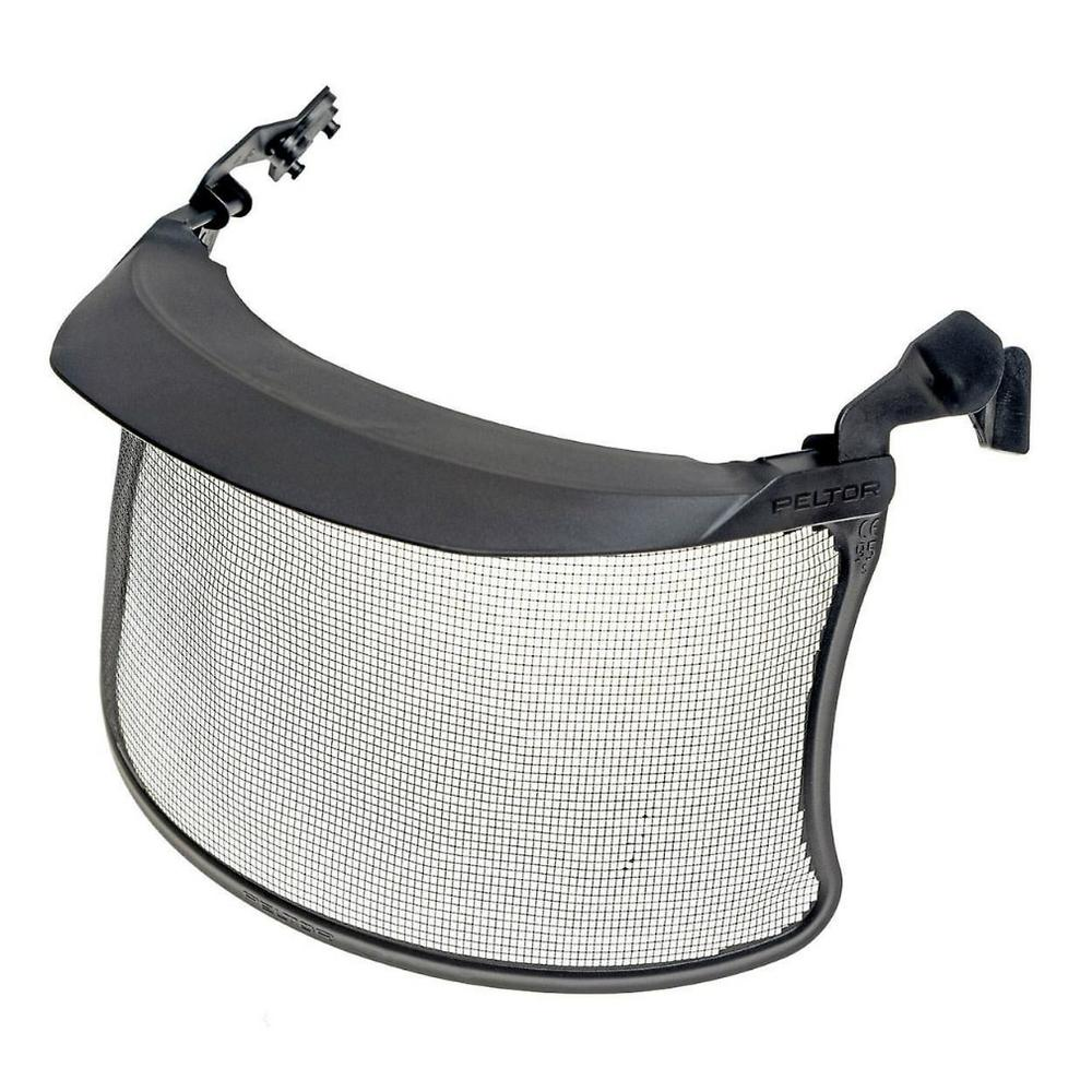 3M Stainless Steel Mesh Visor V4C for Peltor Safety Helmets