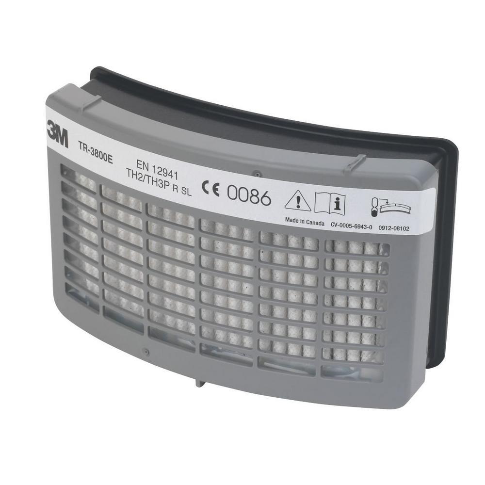 3M Versaflo TR-3800E Organic Vapour & Particulate Filter P3