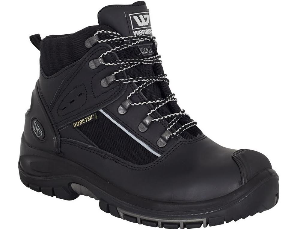 Wenaas Forma Aqua Gore-Tex Water Resistant Safety Boot