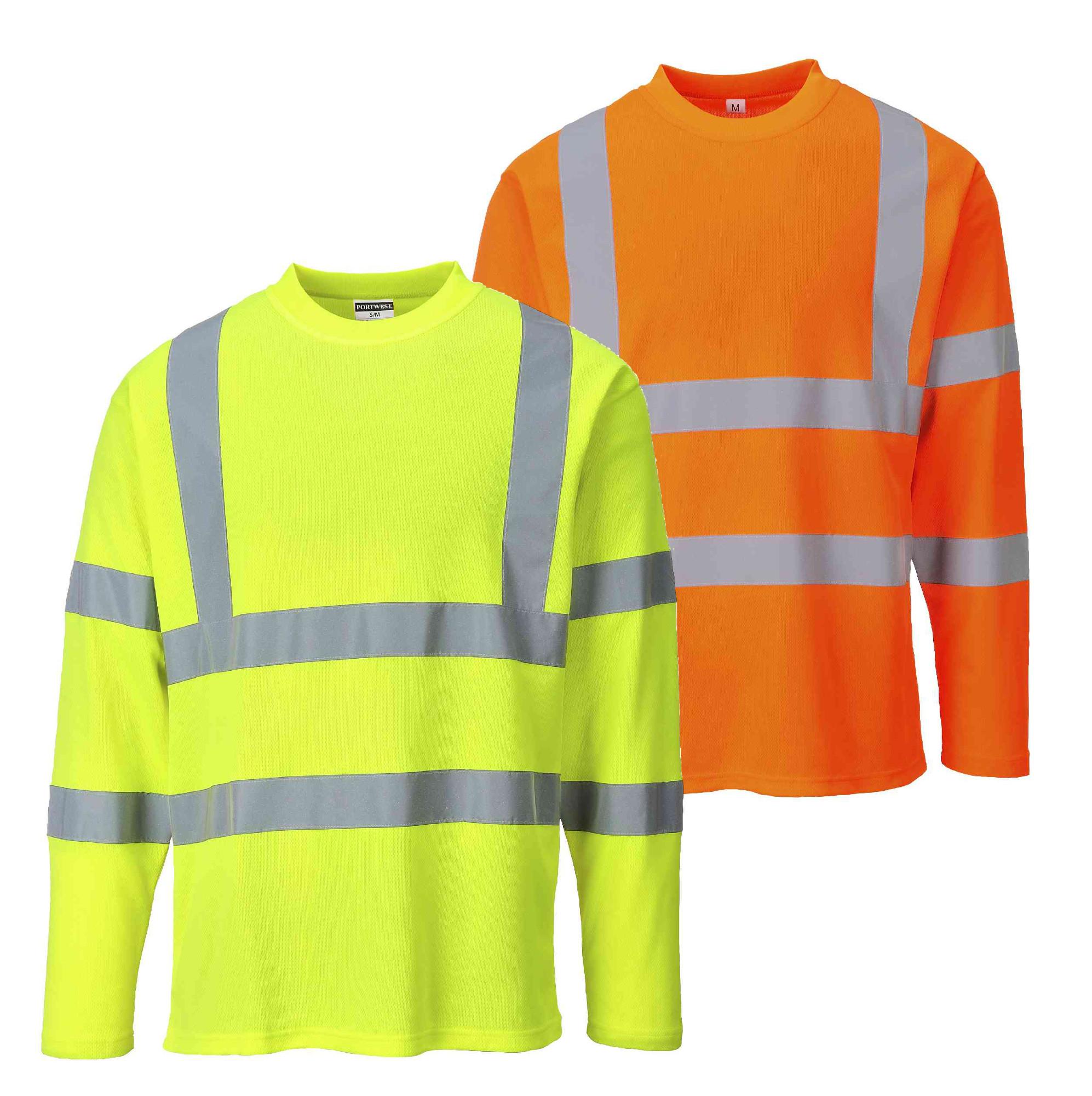 Portwest S278 Hi Vis T-Shirt eb6f3f6bd