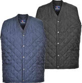 Portwest S413 Kinross Outdoor Mens Bodywarmer Coat