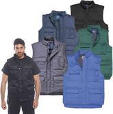Portwest S414 Shetland Outdoor Corporate Uniform Mens Bodywarmer Coat