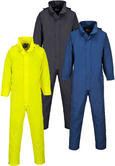 Portwest S452 Sealtex Waterproof Overall Boilersuit ClassicRain Coverall