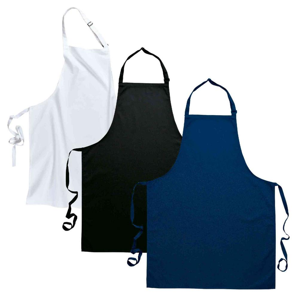 Portwest S841 PolyCotton Food Processing Restaurant Catering Bib Apron