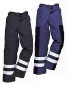 Portwest S918 Iona Ballistic Hi Vis Reflective Tapes Work Trousers