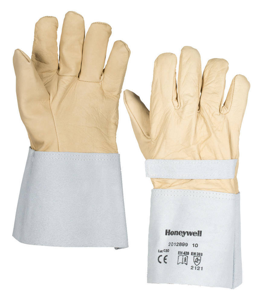 Honeywell 2012899 Electrosoft Leather 20kV-30kV Electrical Protection Overglove
