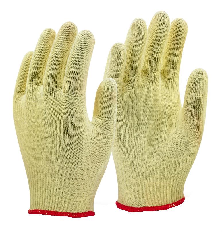 Beeswift Kutstop KGLW Kevlar Cut Resistance Lightweight Glove - Size 9