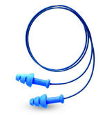 Howard Leight 1012522 Detectable Multi-Use Corded Earplug - Pack of 50