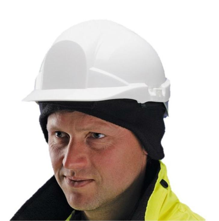 Centurion S50UFL Universal Helmet Fleece Liner Black