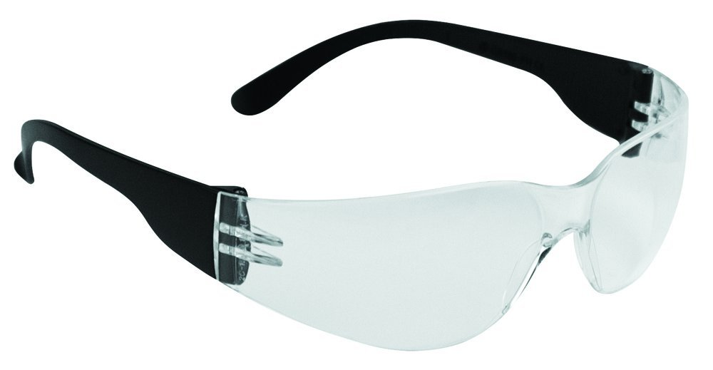 JSP Junior Stealth 7000 Clear HC Lens Safety Spectacles ASA918-321-100