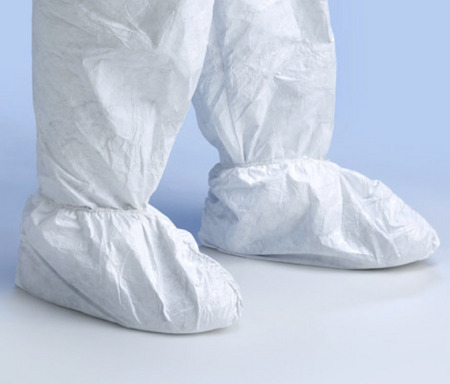 DuPont Tyvek Posa 42 - 46 C11647207 Non-Slip, Anti-Static Overshoes (12 Pack )