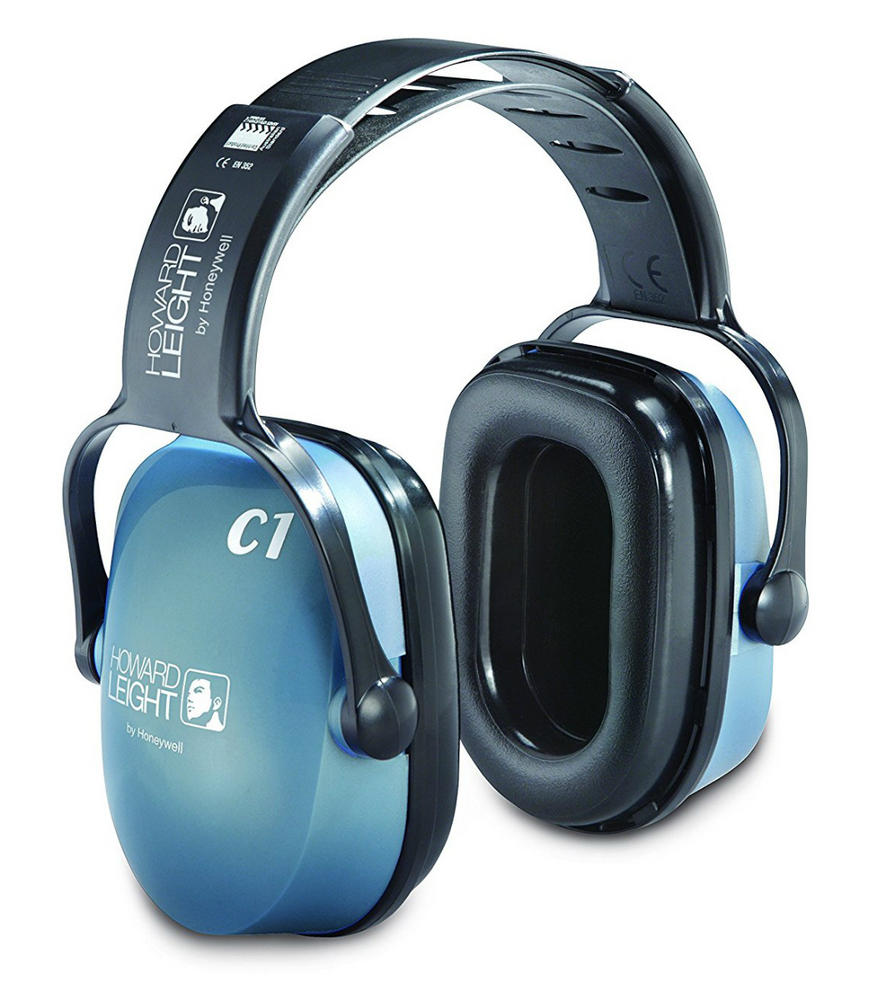 Honeywell Bilsom Clarity C1 Headband Earmuff 1011142 SNR-25