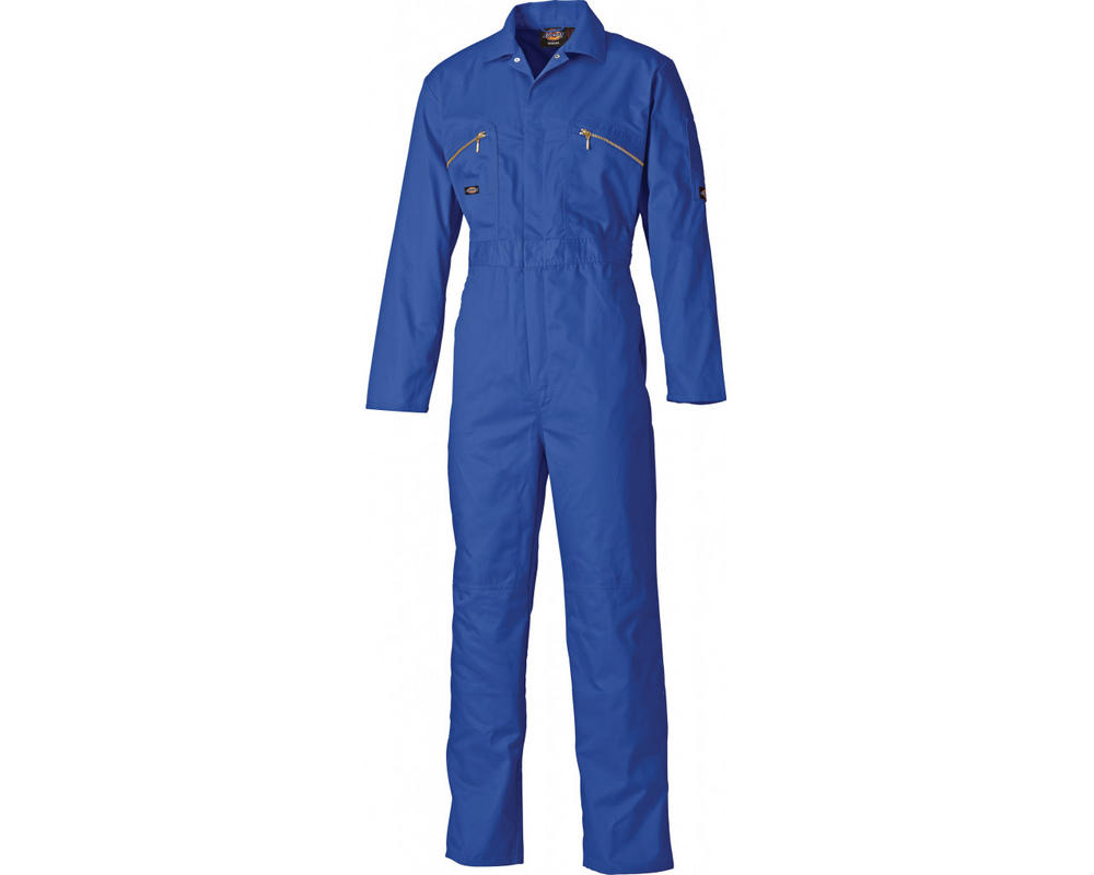 Dickies WD4839 Redhawk Men Overall with Front Zip