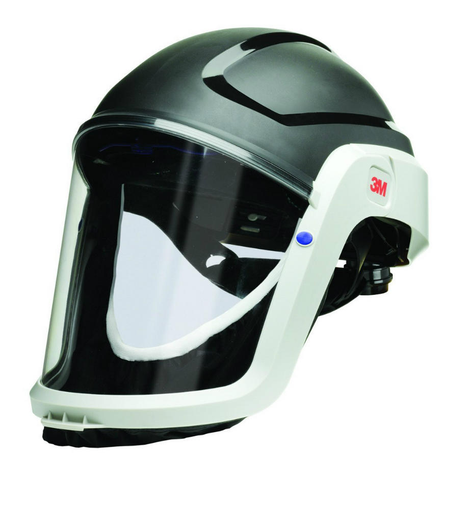 3M Versaflo M-307 Helmet with Flame Resistant Faceshield