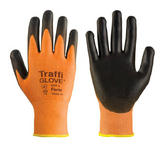 TraffiGlove Forte TG320 Cut Level-3 Polyurethane Coating Work Glove