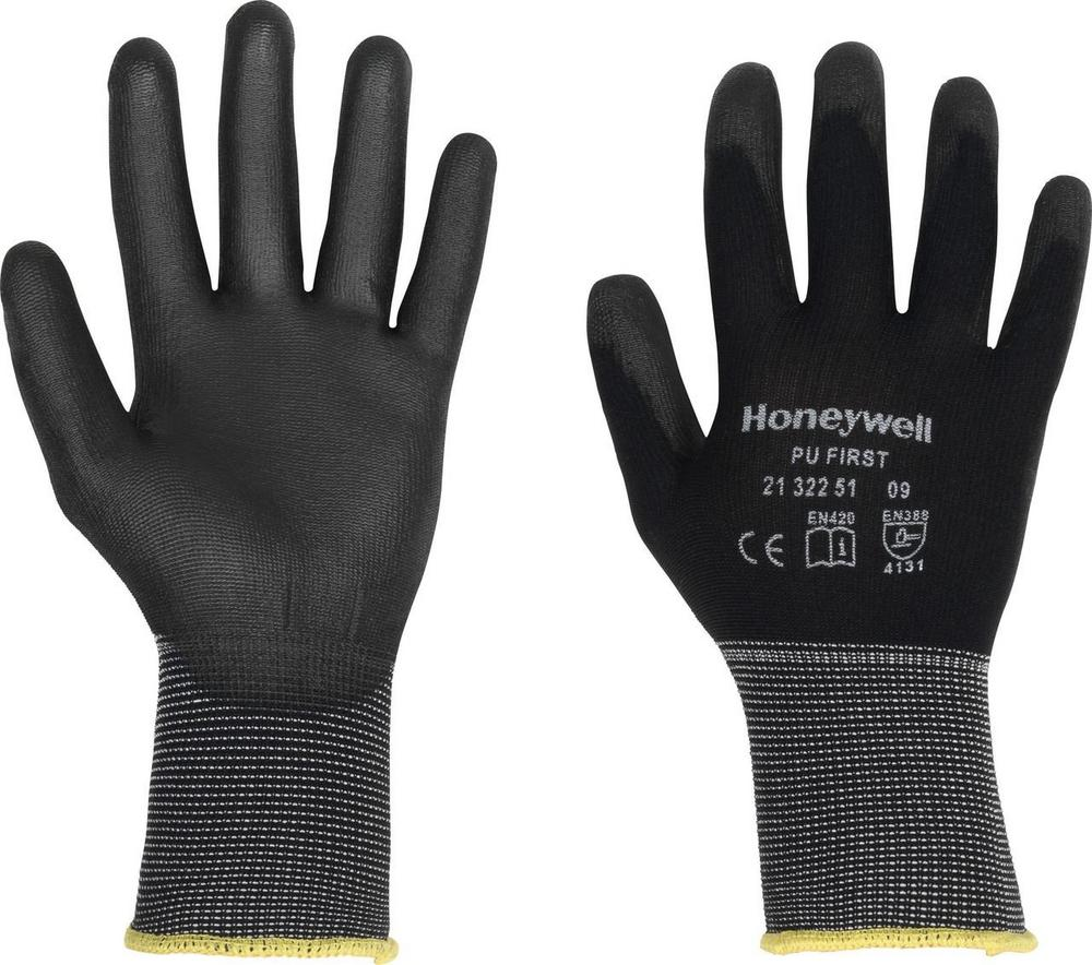 Honeywell Vertigo C&G-1 Polyurethane Coating Work Glove, Size - 9