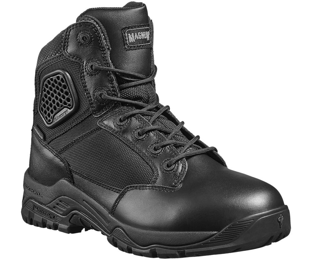 Magnum Strike Force Men Waterproof Boot 6'' Metal Free Non Safety