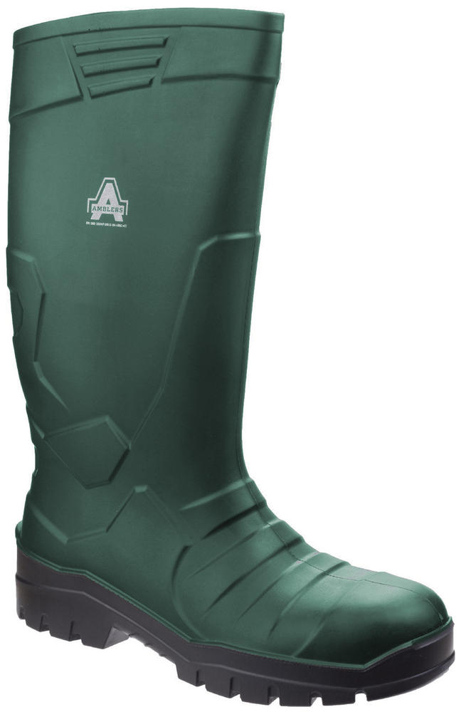 Amblers Teviot Unisex Wellington Boots Cold Insulated Non Safety
