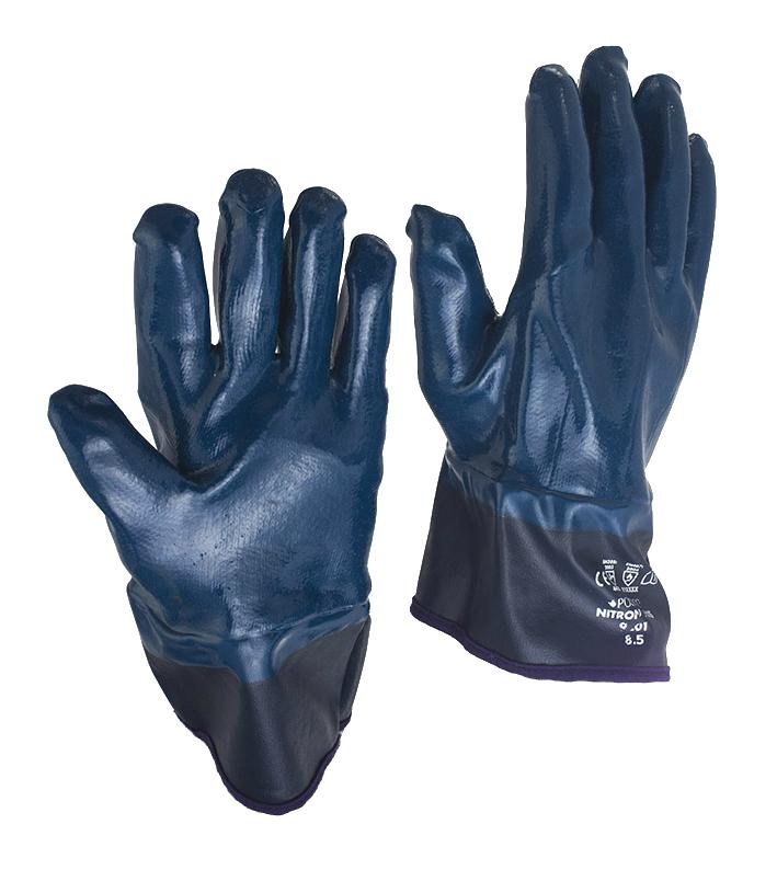 Polyco Nitron Plus Nitrile Coated General Purpose Gloves