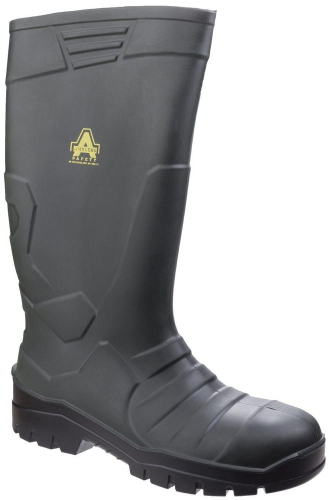 Amblers AS1005 Unisex Safety Wellington Boots Cold Insulated