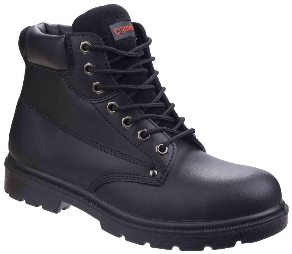 Centek FS331 Men Safety Chukka Boots 7 Eyelets