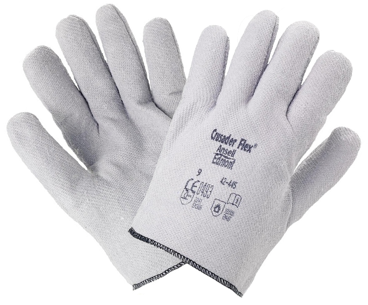 Ansell Crusader Flex 42-445 Heat Resistance Gloves