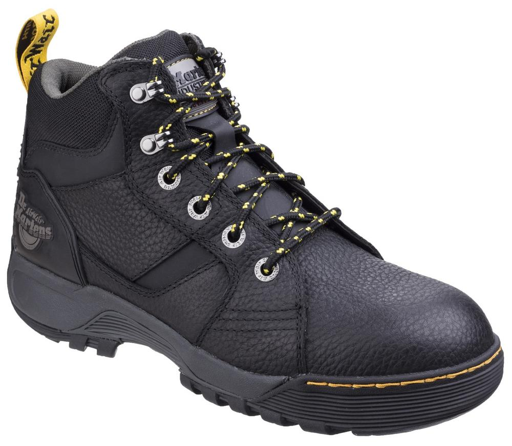 Dr Martens Grapple Steel Toe Cap SB SRC Safety Hiker Boots