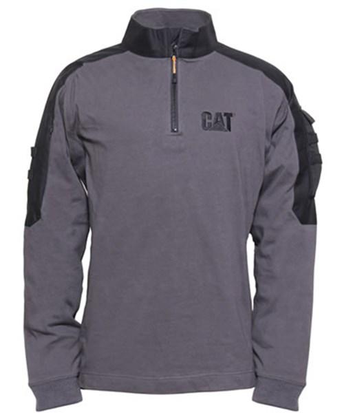 CAT Apparel 1630006 Tactical Long Sleeve Men Work Shirt