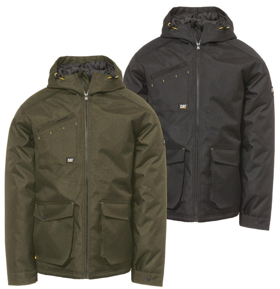 CAT Apparel C1310018 Battleridge Hooded Work Jacket