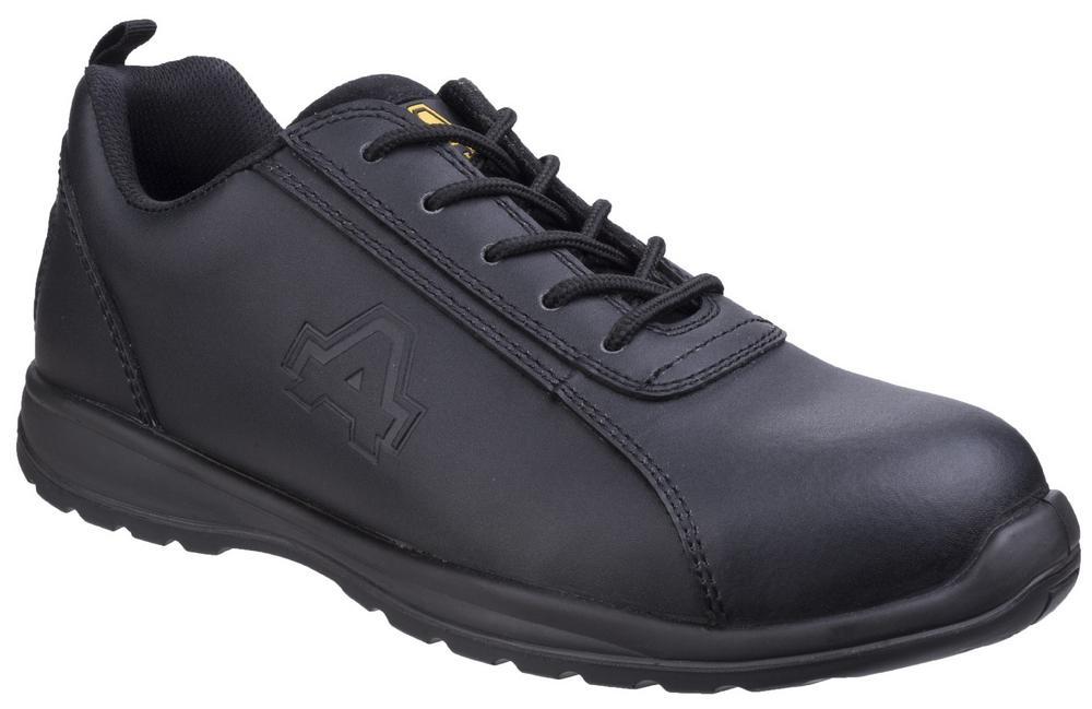 Amblers AS604C Metal Free S1-P SRC Safety Trainer Shoes