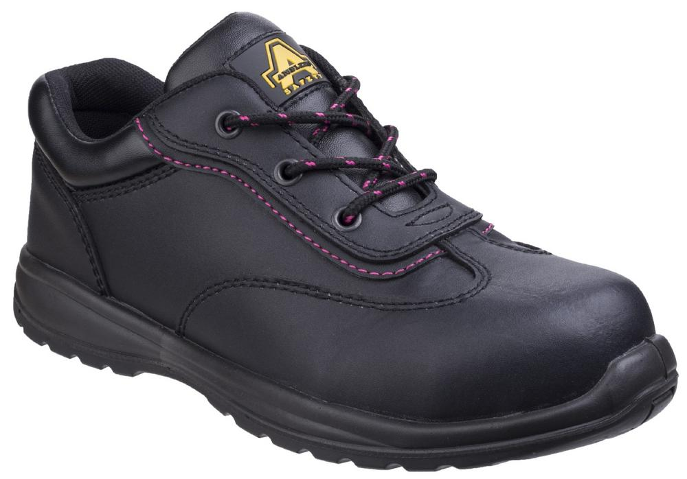 Amblers AS602C Ladies Metal Free S1-P Safety Trainer Shoes