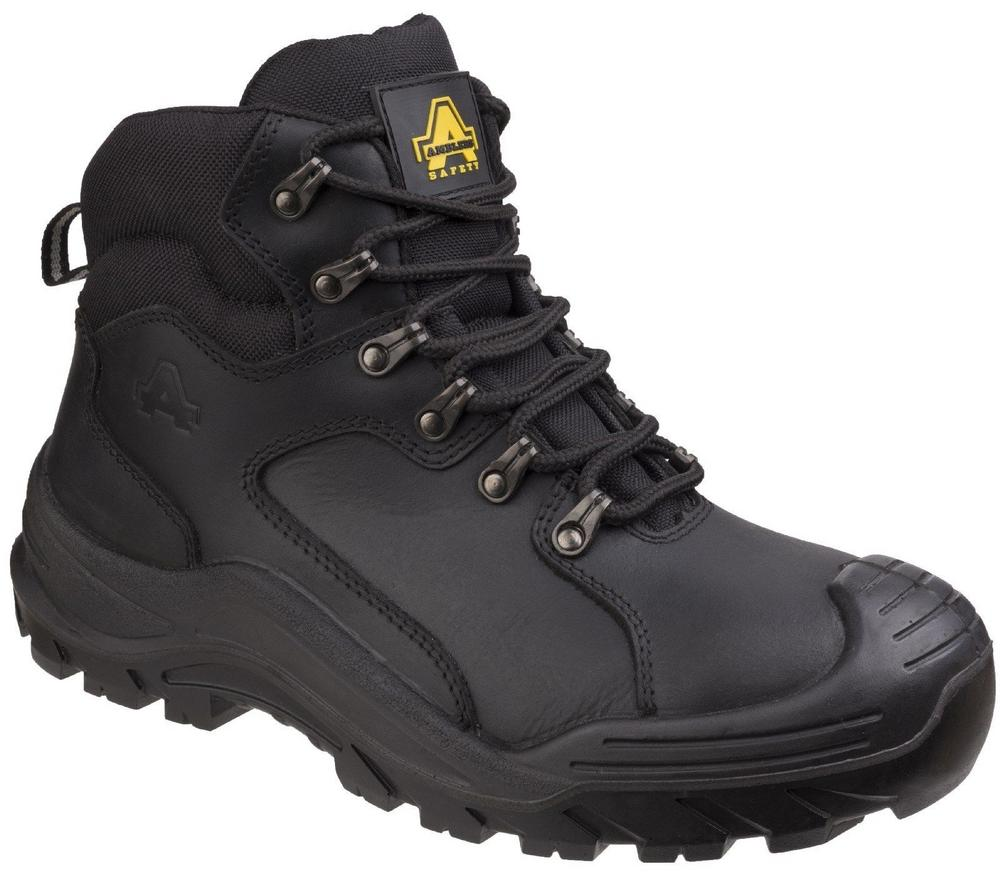 Amblers AS202 Kielder Steel Toe Cap & Midsole S3 Safety Hiker Boots