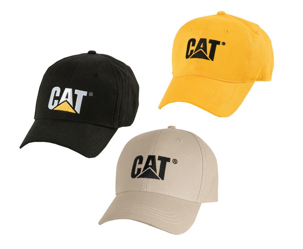 Cat Apparel W01791 100% Cotton Trademark Baseball Cap