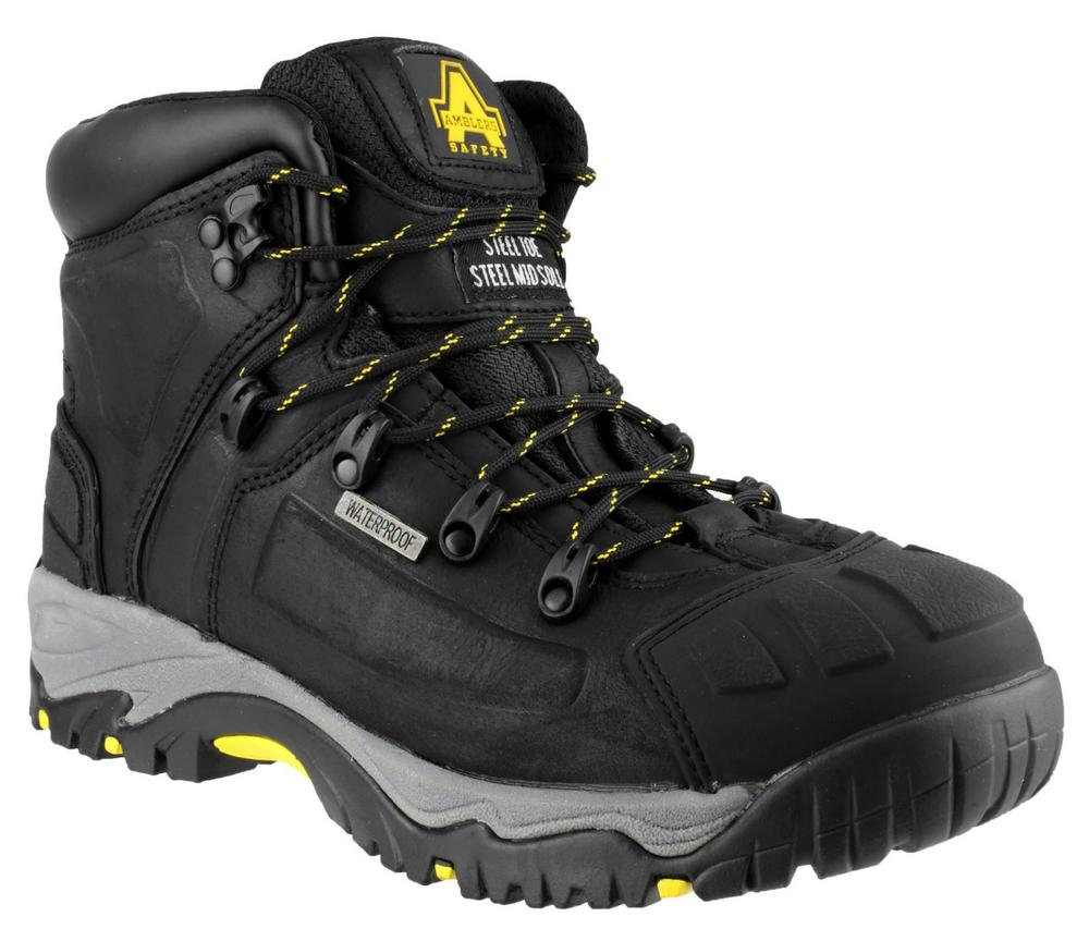 Amblers FS32 Waterproof Steel Toe Cap S3 Safety Hiker Boot