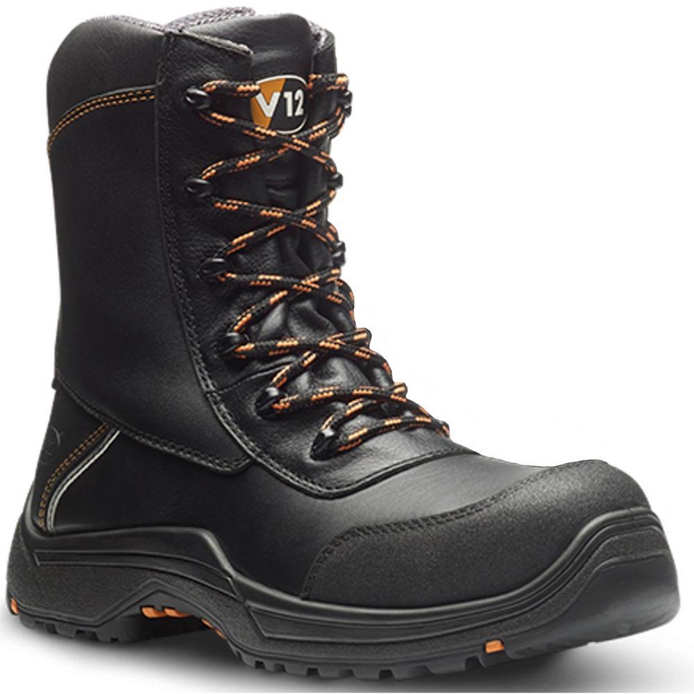 V12 Defiant IGS High Leg Side Zip Composite S3 Safety Boots