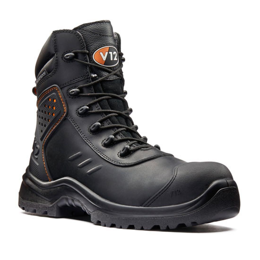 V12 Defender STS Men Safety Combat Boots Waterproof Metal Free